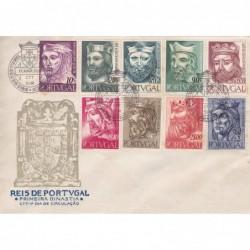 1955 - Reis de Portugal 1ª...