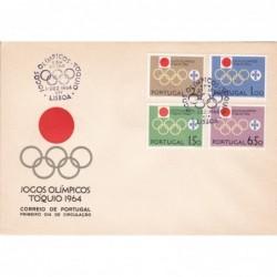 1964 - Jogos Olímpicos de...