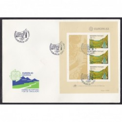 1983 - Europa Madeira