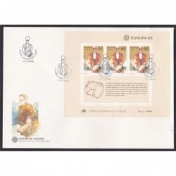 1985 - Europa Açores