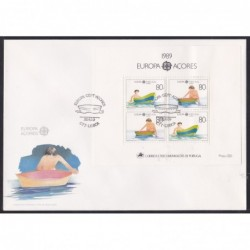 1989 - Europa Açores