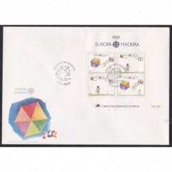 1989 - Europa Madeira